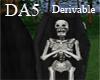 (A) Skeleton Coffin