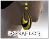 *Dona*Zombie Earrings