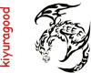 tribal dragon2