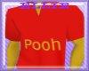 pooh bear shirt M