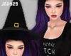 <J> Witch Purple