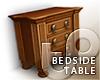 TP Bedside Table - Oaken