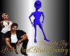 SG/Blue Alien Avatar