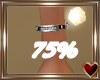 Wrist Scaler 75%