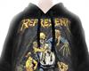 ★ metal hoodie