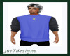 JT Sweater Vest Blue