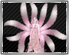 Champagne pink 10 tails