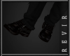 R;Boot;Black