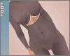 """T' Mauve Bodysuit"""" Exc"""