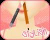 [S] Nose Pencils!
