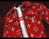 Red Supreme Jacket...