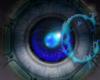 *c* Robotic Blue Eyes