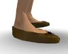 {RTR} Brown Ballet Shoe