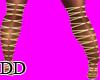 ~Gold Strap Heels~
