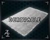 Derivable 3D Fluffy Rug