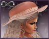 $ Peach Hat