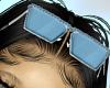 Blue shades up