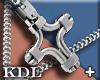 Flex Cross Necklace