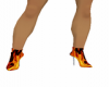 flaming hot boots
