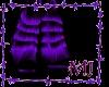 [MJ] Purple MonsterBoots