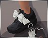 S! Sneakers Bow