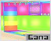 G; LARGE Rainbow Room