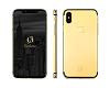GOLD IPHONE X
