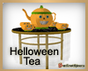 Halloween Tea Set