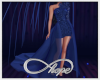 Masquerade Gown Blue