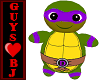 TMNT Donatello Pet
