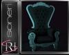 Vintage throne black n/p