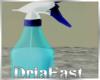 D: Spray Bottle