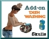 Ani. Wash Dishes Add-on