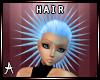 Winter fairy hair