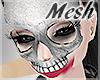 *S Skull Face Mask