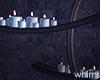 Metro Wall Candles