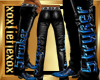 [L] Stryker Blue Pants