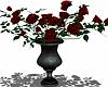 ⛧ Red Rose Vase