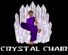 (S)Quartz Crystal Chair