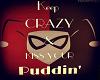 Harley Quinn Puddin Fram