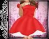 Child Red Formal Dress