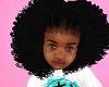 kids curly afro like mom