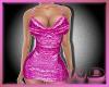 (W) Glitter Pink 'L'