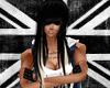 Black/Blonde Hailey