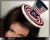 !M! USA top hat