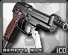 ICO Beretta 93r M