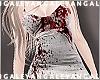 A) Bloody dress