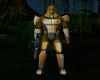 Armed Mando Crusader