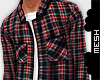 ! Req. M' Plaid Shirt
