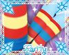 {R} RainbowDash Socks v3